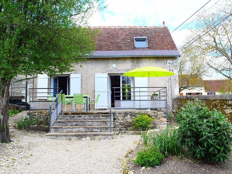 between Amboise and Chenonceau and near Loire valley vineyards, alquiler vacacional en La Croix-en-Touraine