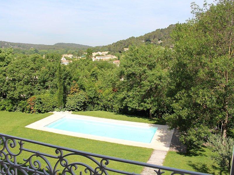 Superb vineyard house restored, in a peaceful environment!, aluguéis de temporada em Saint-Gely-du-Fesc