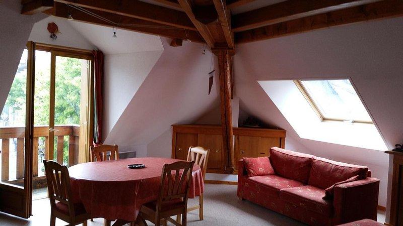 Lovely comfortable and spacious duplex in the heart of Villard-de-Lans en Verco, location de vacances à Villard-de-Lans