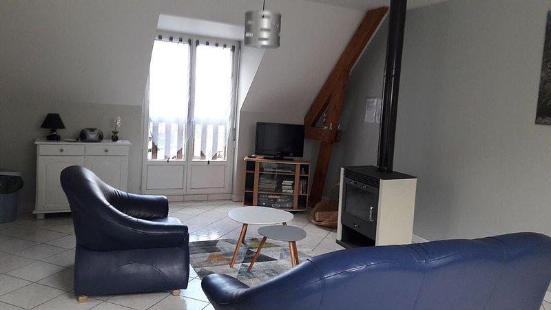 Appartement au carrefour de plusieurs vallées classé 3 *, casa vacanza a Arcizans-Avant