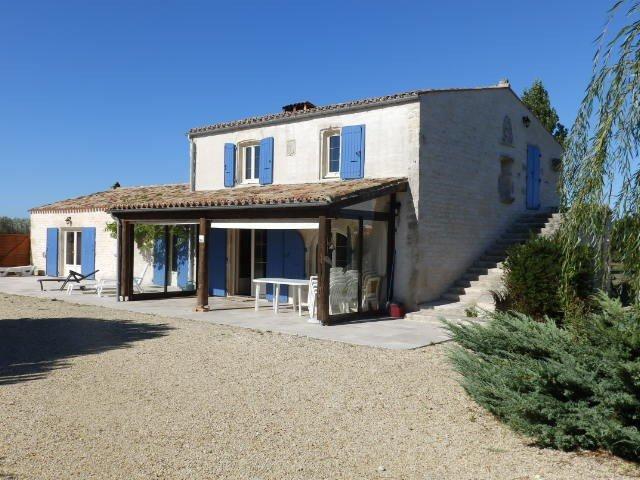 Maison de pays à la cotinière avec un grand terrain pour ravir petits et grands, location de vacances à Saint-Pierre-d'Oléron