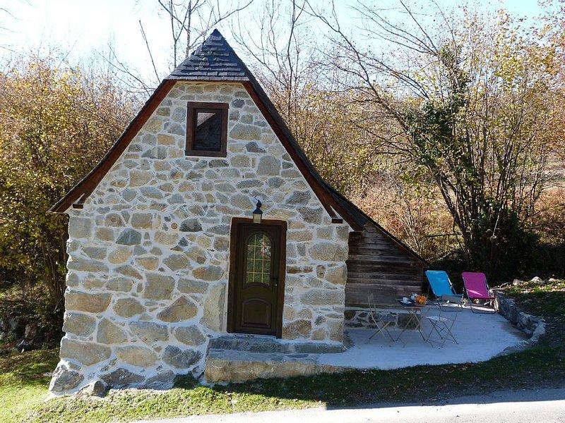 Gite de charme pour 2 personnes, location de vacances à Hautes-Pyrenees