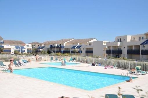 Appartement avec piscine à Lacanau Océan, vacation rental in Lacanau