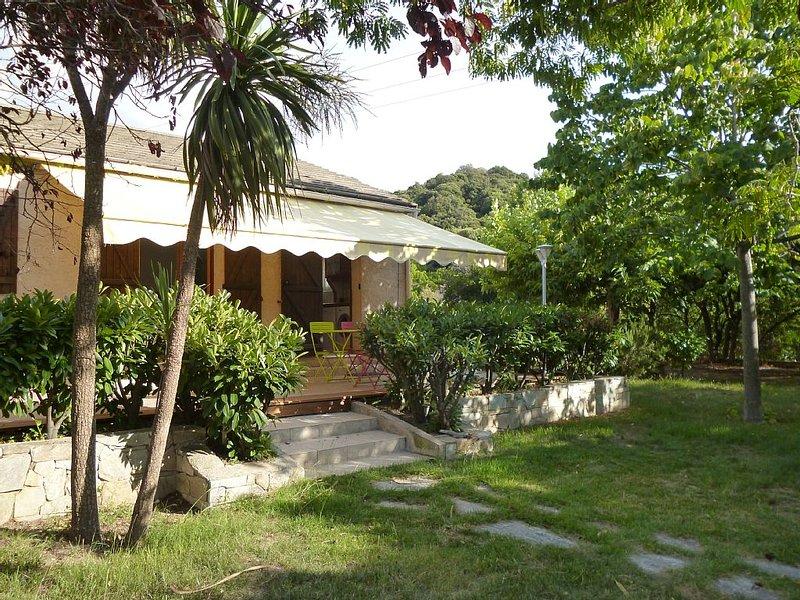 Maison confortable au coeur du vignoble de Patrimonio, vacation rental in Patrimonio