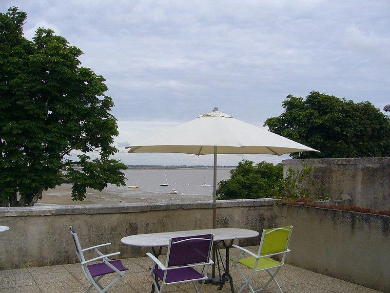 Villa face à la mer et proche centre ville, location de vacances à Fouras