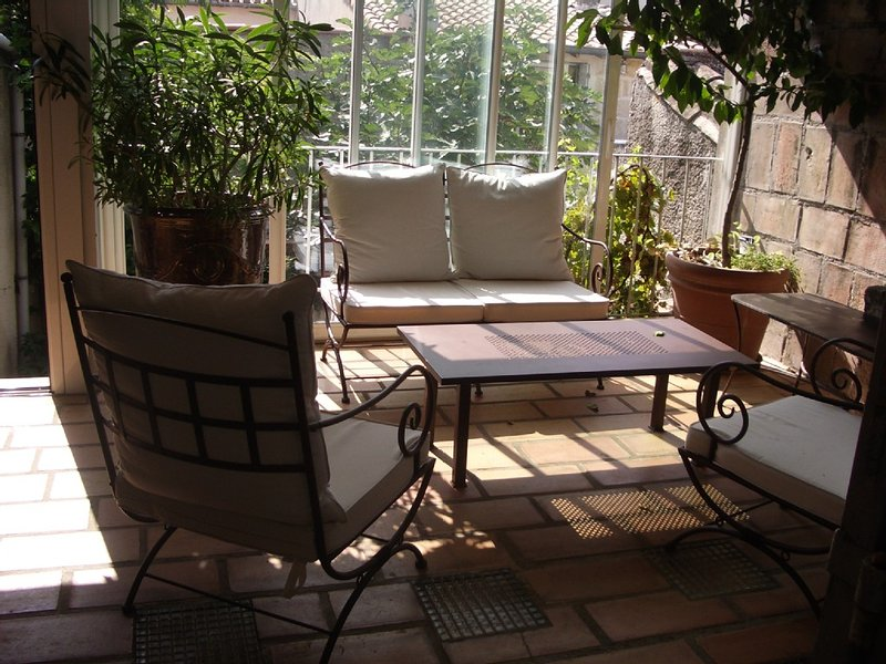 the heart of the Petite Camargue, spacious house, inside the walls, vacation rental in Aigues-Mortes