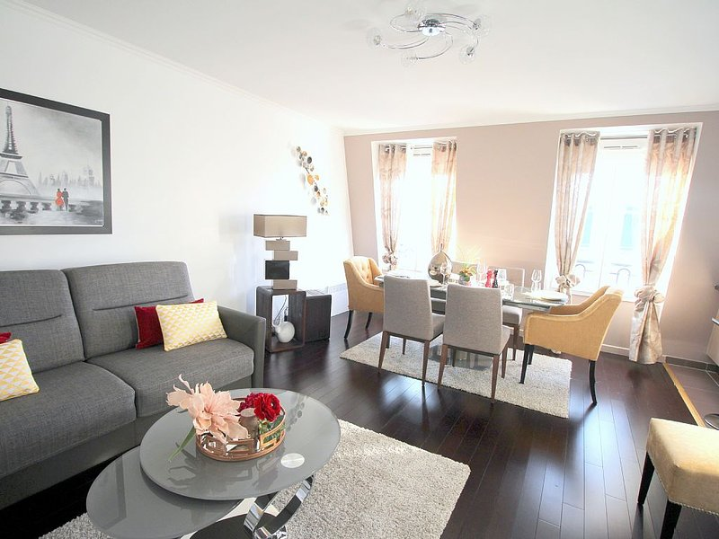 Magnifique appartement Val d'Europe, 10mn Disneyland (ELBE5), vacation rental in Serris
