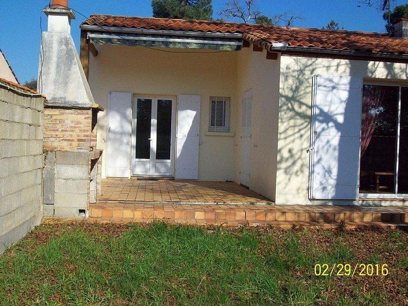 Maison individuelle de vacances - 6 personnes - à Ronce Les Bains, vacation rental in La Tremblade