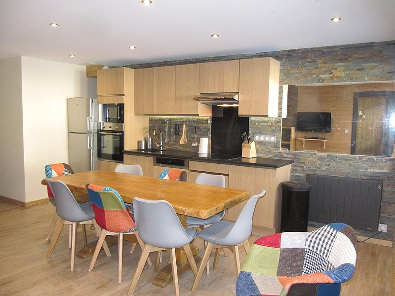Lauzières 620 - Luxury Duplex of 85 m² in Val Thorens 8 people, holiday rental in Saint-Martin-de-Belleville