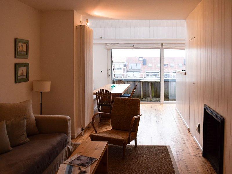 Superbe appartement duplex/penthouse, location de vacances à Sluis