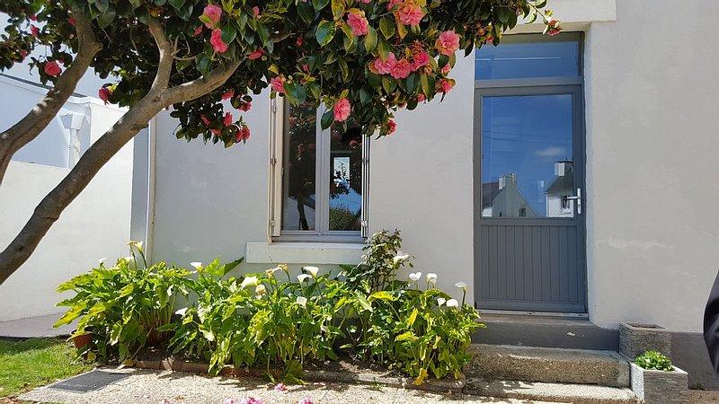 Jolie maison de pêcheur CONCARNEAU à 2 pas du bord de mer (3 étoiles), alquiler de vacaciones en Finistere