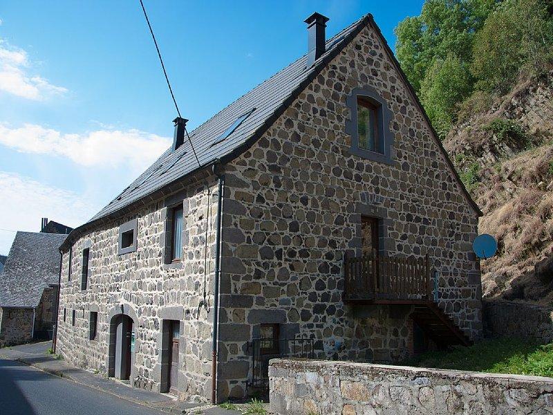 Pour les passionnés de randonnées et/ou de sports d'hiver SANCY/SUPER BESSE, holiday rental in Rochefort-Montagne