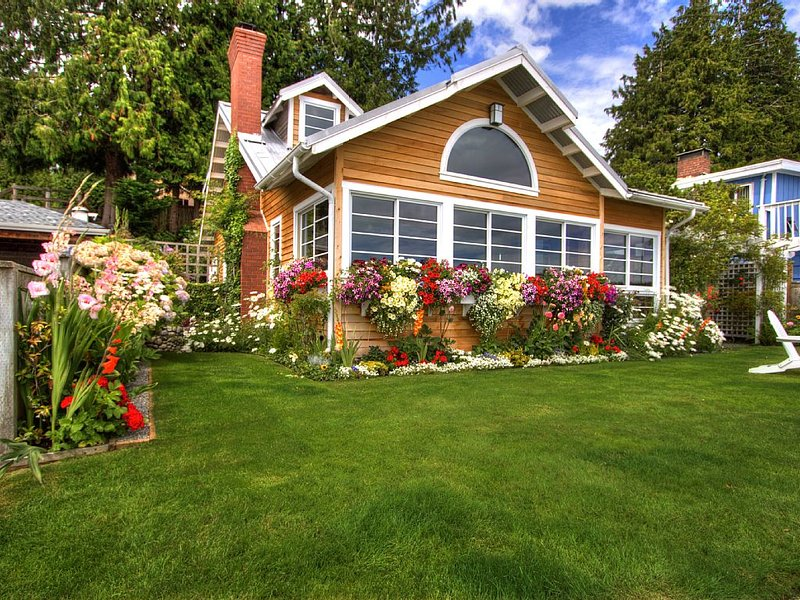2 Br W/1 Br guest house, Air Conditioning/Waterfrnt•� Del Mar Vacation Property, casa vacanza a Gig Harbor