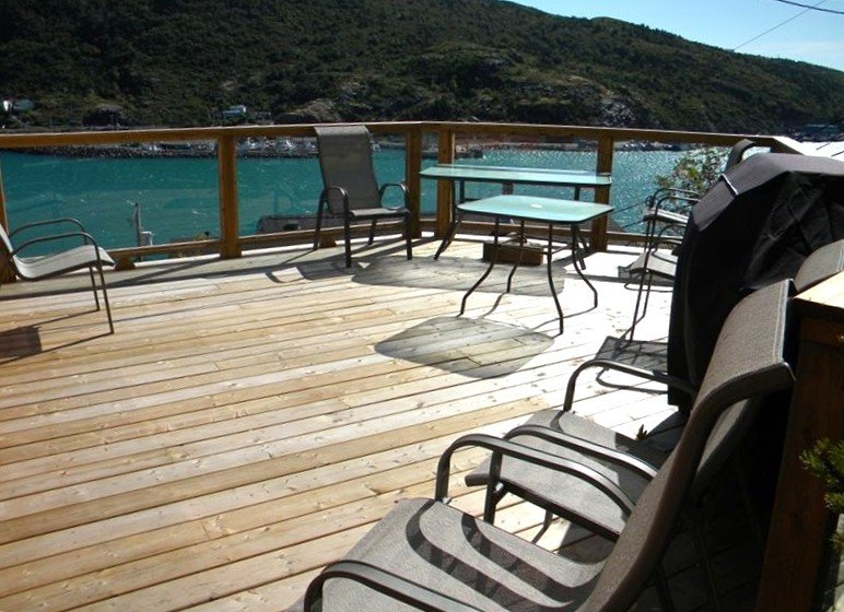 Fabulous Ocean and Harbor Views in the Heart of St. Johns, alquiler vacacional en Petty Harbour