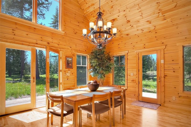Suncadia- Custom Log Home On Golf Course *Hot Tub W/ Private Setting*, location de vacances à Cle Elum