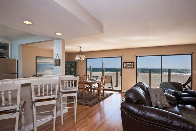 Beautiful oceanfront home on Silverstrand Beach., holiday rental in Port Hueneme