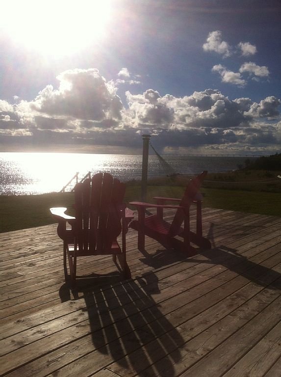 great deck views