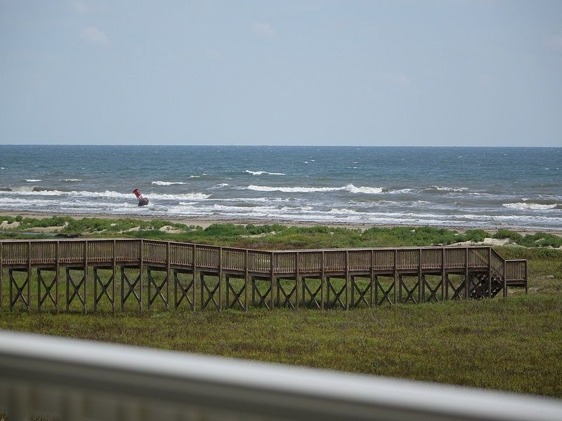 THE VIEW FROM YOUR BALCONY - DUNE WALKOVER JUST STEPS AWAY