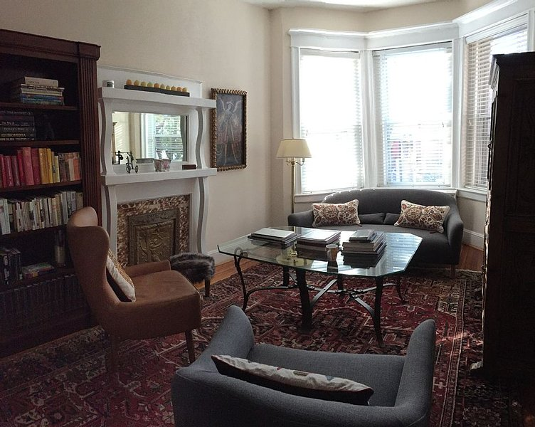 Historic Row house In Dupont Circle Close To White House And Metro, vacation rental in Washington DC