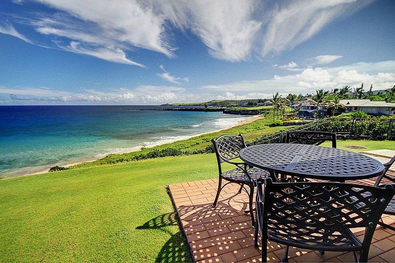 Kapalua Bay Villa Gold Stunning Beach Front Location!, vacation rental in Kapalua