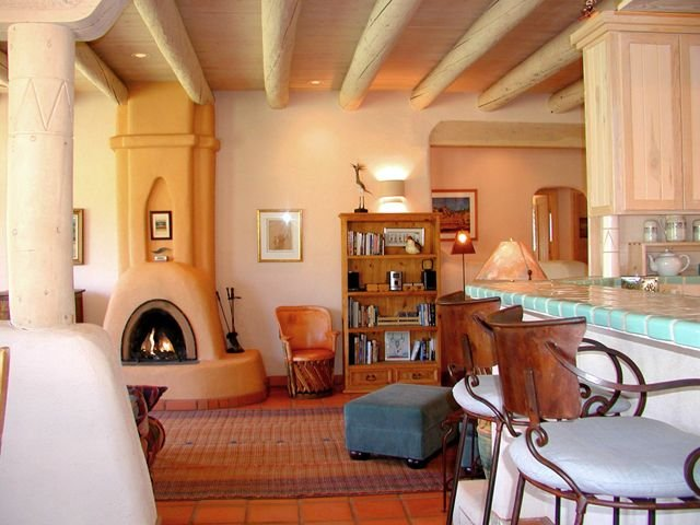Casa Montana- Indoor Pool -Tennis- Fireplace -Mountain views-  Hot Tub -Wifi – semesterbostad i Arroyo Seco