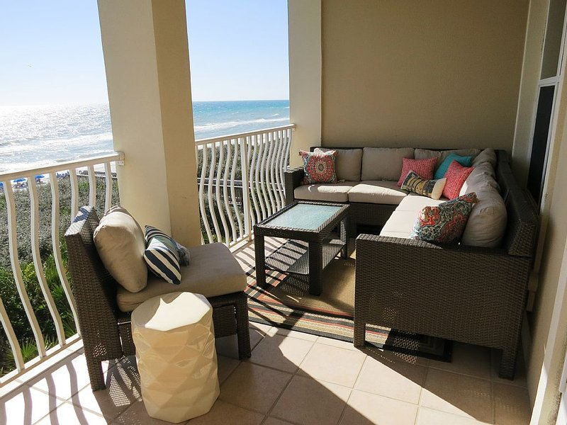 Cousins' Cabana-Top Rated, Ocean Front, holiday rental in Seacrest Beach