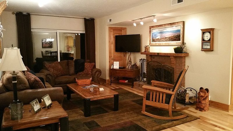 Main St/Town Lift: Outdoor Hot Tub and Heated Pool, location de vacances à Park City