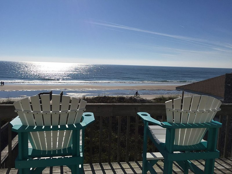 Seas the Day - the Most Beautiful House on the Beach!, holiday rental in Surf City