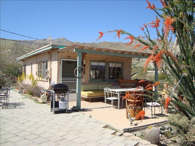 Palm Desert Homestead Cabin, Best Views in Valley, alquiler de vacaciones en Palm Desert
