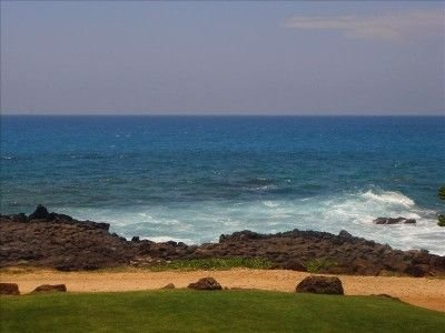 Stunning Ocean Views Best-Beachfront Location in Poipu, Ferienwohnung in Koloa