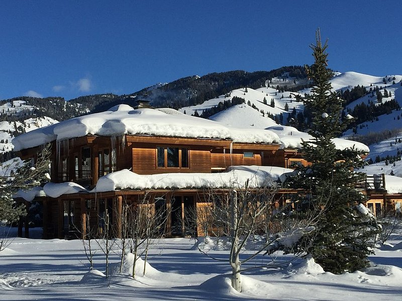 Scenic Dark Sky Reserve, Near River, Excellent Trail Head Access, holiday rental in Ketchum