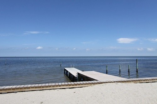 Soundfront Frisco With Complete Access To Sound Plus a Dock, holiday rental in Hatteras Island