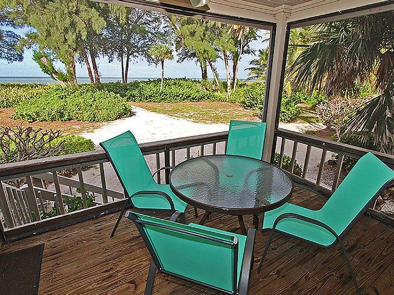 Captiva Island, FL Beach Cottage  - South Seas Island Resort - Beachfront Home, holiday rental in Captiva Island
