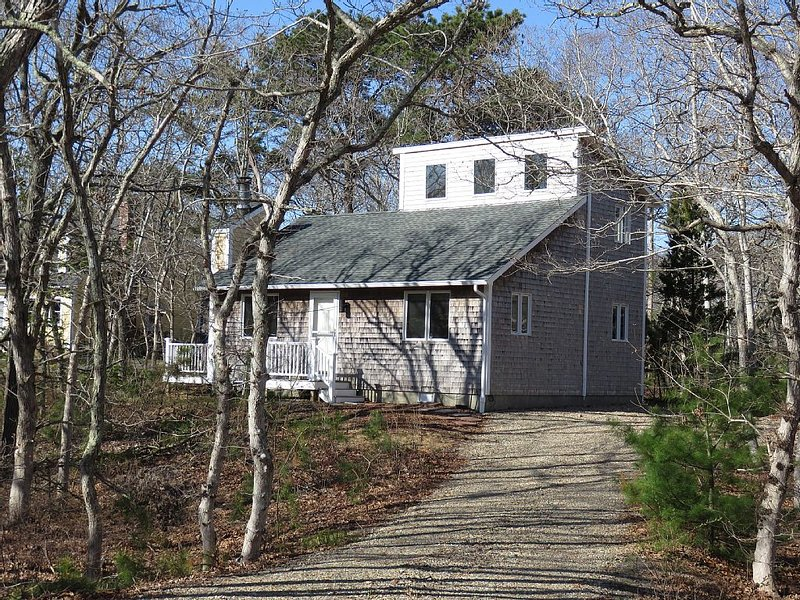 Dodger's Hole Contemporary With A/C, WiFi, Central Location, holiday rental in Edgartown