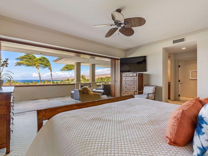 Spacious Resort Villa w/Ocean Views & Private Pool., vakantiewoning in Kawaihae