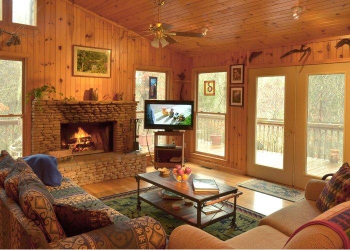 Exceptional Cabin in a Breath-taking Setting, aluguéis de temporada em Dahlonega