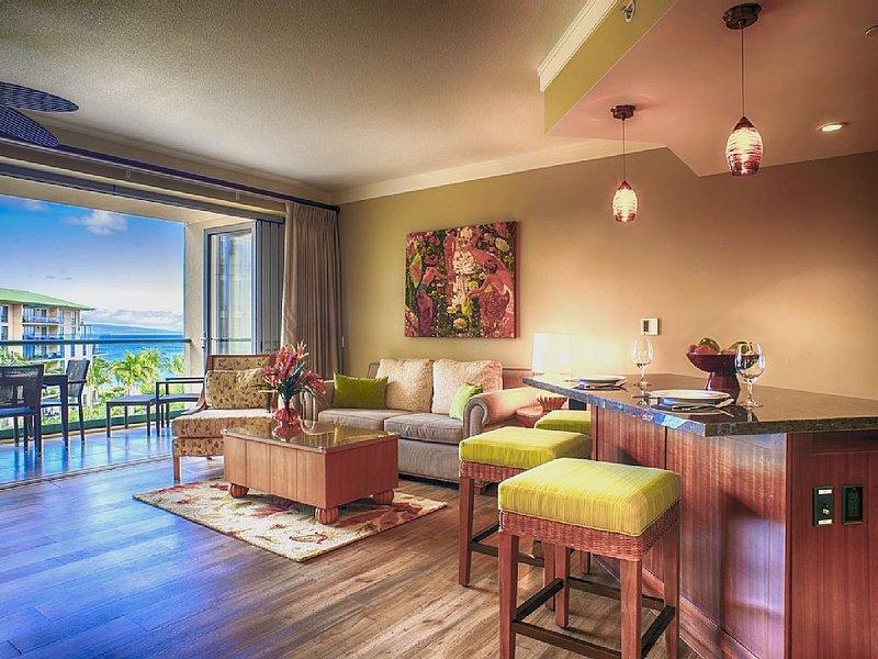 A stunning 5th floor upgraded studio