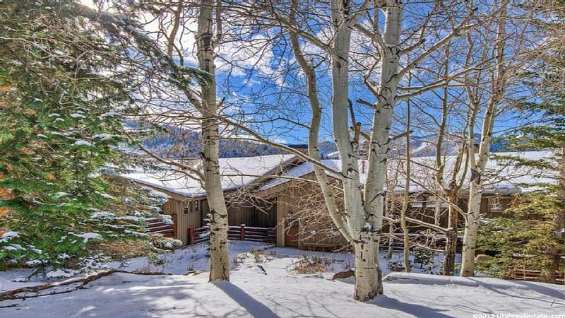 Upper Deer Valley 2-Blocks from Stein's Remodeled 12/1/2020, alquiler vacacional en Park City