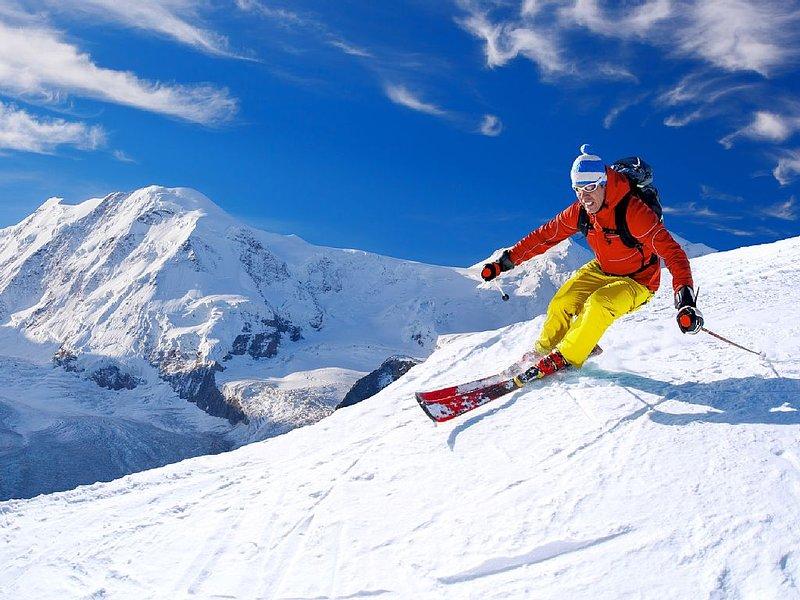Breckenridge CO Ski Mountain