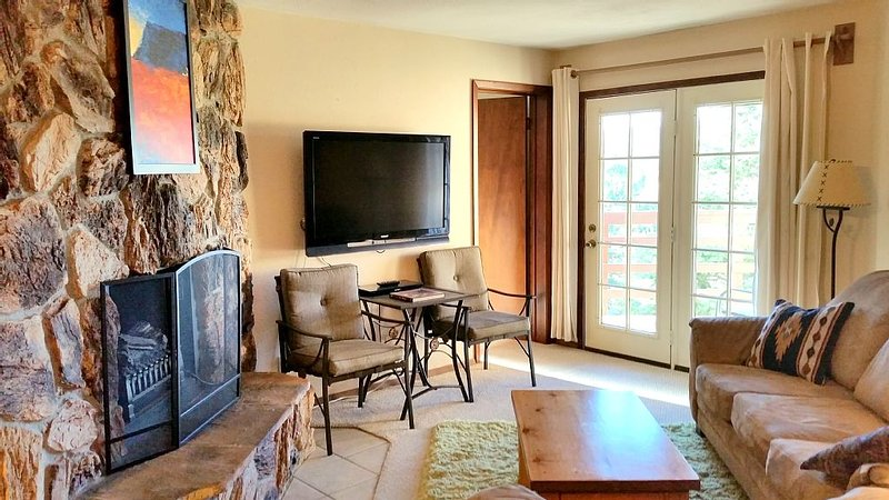 Breathtaking Views, Artist-owned condo, vacation rental in Angel Fire