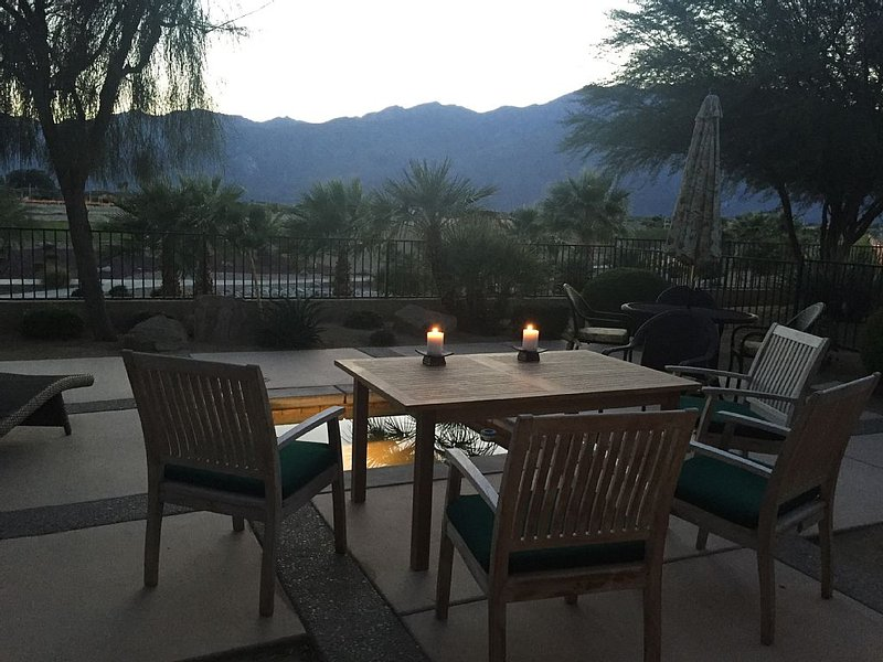 New Home In Desert Princess CC With Inground Spa And Spectacular Mountain Views, holiday rental in Cathedral City
