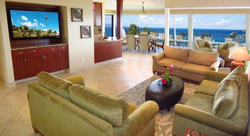 Kapalua Bay Villa Gold Spectacular Ocean Views!, vacation rental in Kapalua