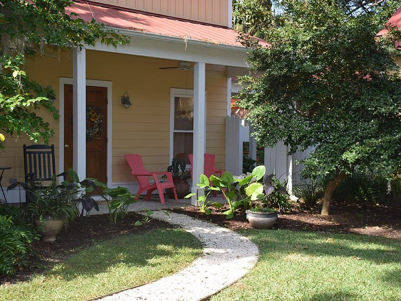Downtown Beaufort Carriage House, location de vacances à Lady's Island