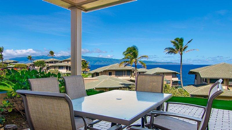 Kapalua Bay Villa Gold! Amazing Ocean Views!, vacation rental in Kapalua