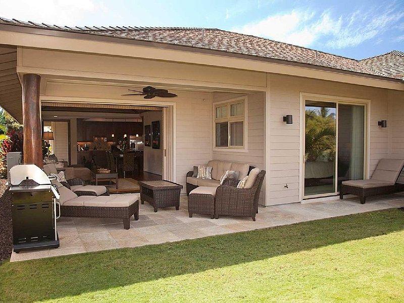 Luxurious Big Island Retreat on Golf Course, location de vacances à Kamuela