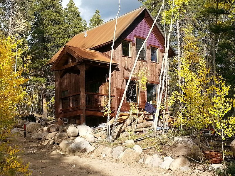 March- June 2021 available!, vacation rental in Leadville