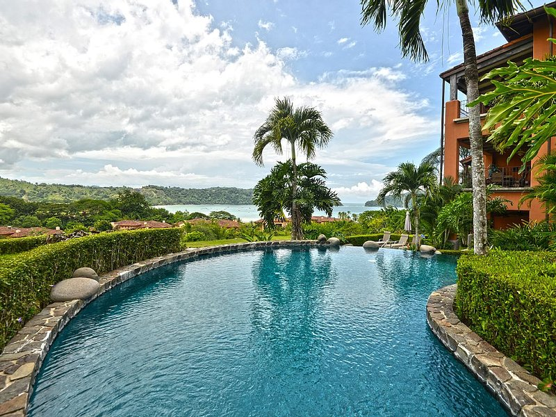 Montebello is located at the hilltop of Los Sueños Resort in a secluded Community.