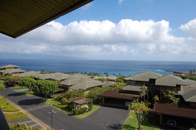Kapalua Ridge Villa Gold!  Endless Ocean Views!, vacation rental in Kapalua
