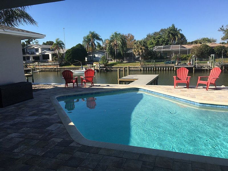 WaterFront Paradise in Dana Shores, vacation rental in Tampa