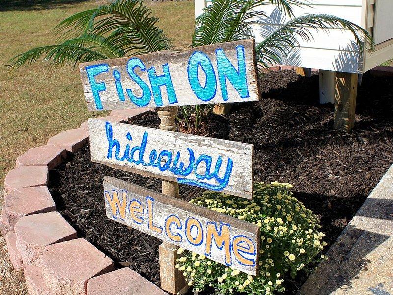 Fishing, Boating, Relaxing, 15 Min Boat Ride To Open Water, 15 Drive To Town., alquiler vacacional en Bay Saint Louis